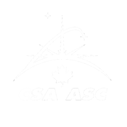 Logo - Agence spatiale canadienne